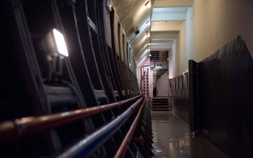 Американские ученые заметили обновление ядерного бункера под Калининградом