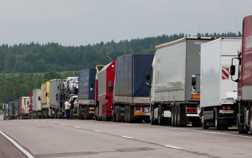 Литва за полгода экспортировала в Россию на 2,35 млрд. литов