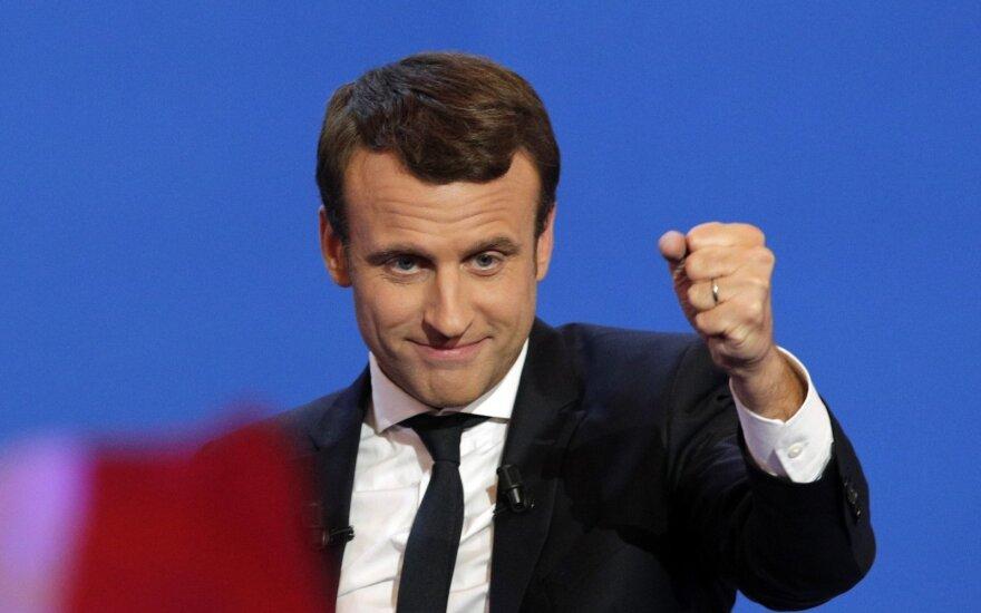 """Макрон: ЕС должен быть реформирован, иначе его ждет """"фрексит"""""""