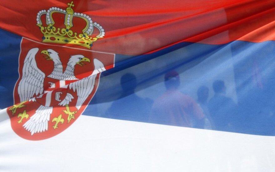 Rosja: Absolwenci zamiast medalu z rosyjską flagą otrzymali z serbską