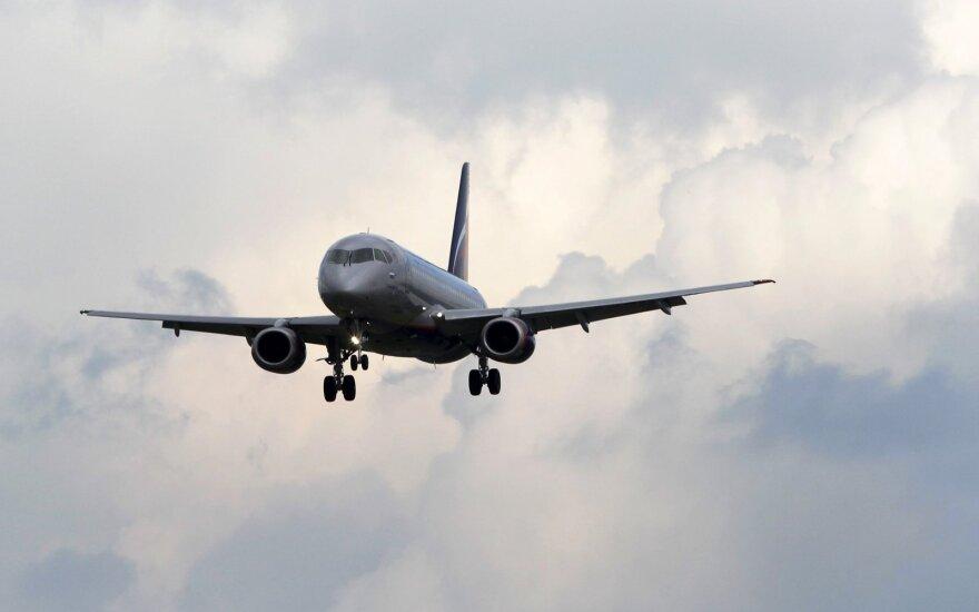 Самолет Управления делами президента РФ нарушил воздушное пространство Эстонии