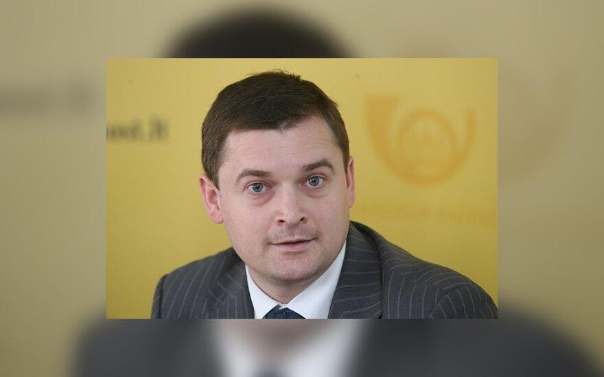 Разоблачить директора Lietuvos paštas помог банк
