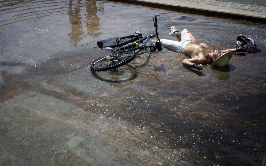 Метеорологи прогнозируют рекордно жаркое лето