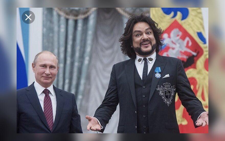 Гордон – Киркорову: Крым – это Украина. Если ты с этим не согласен, не надо тебе ездить в Украину, здесь тебя не ждут
