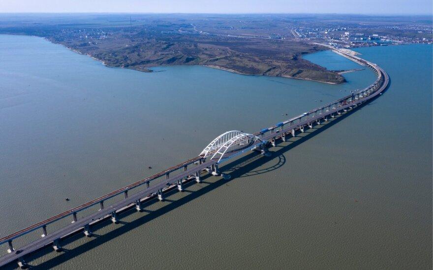 От Краснодара к Крымскому мосту планируют построить новую трассу стоимостью 13,5 млн евро за километр