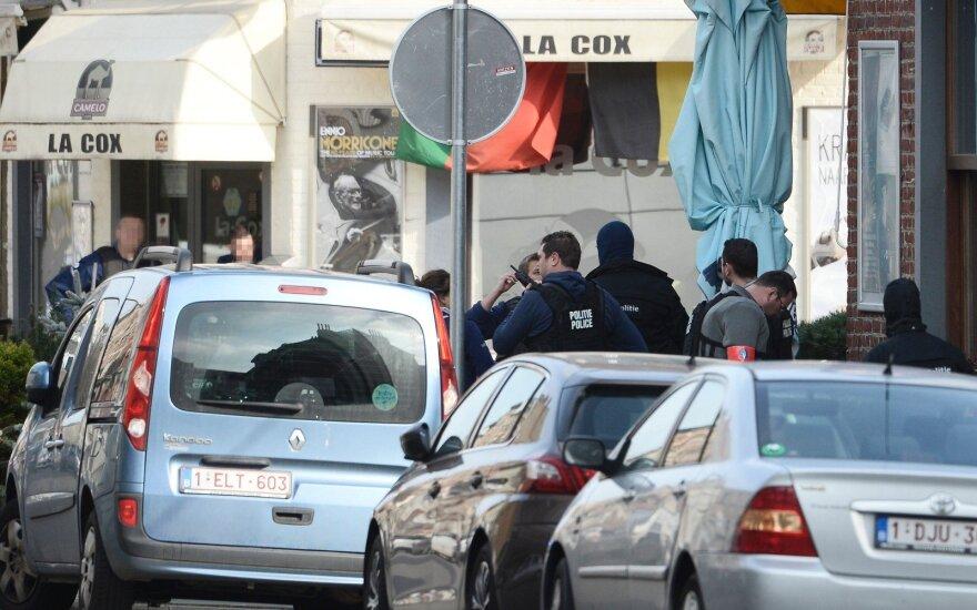 Спецоперация в Брюсселе: у убитого преступника нашли флаг ИГ