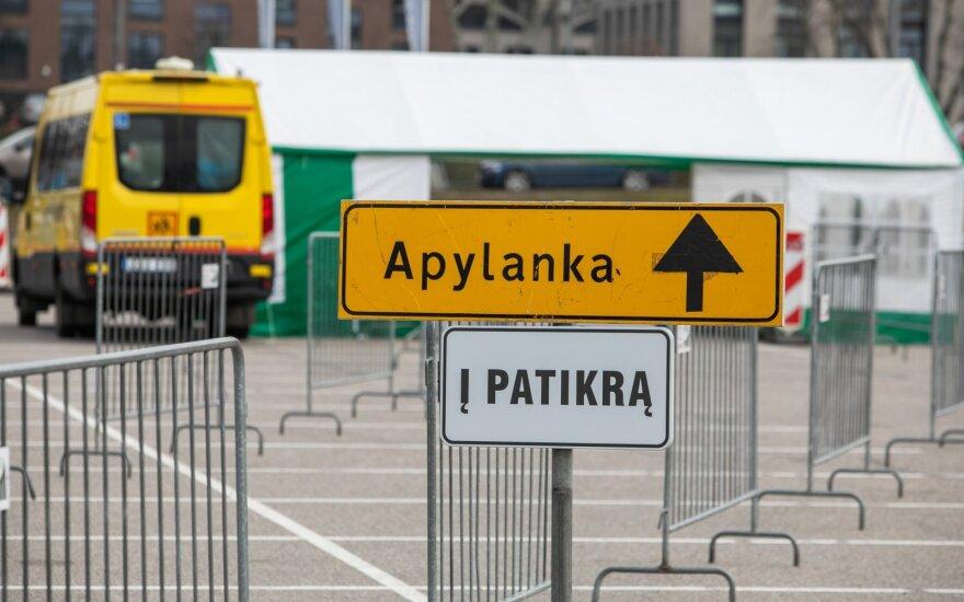 В Литве подтвердили еще 14 случаев коронавируса