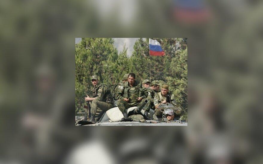 Goris, Gruzija, Rusijos kariuomenė