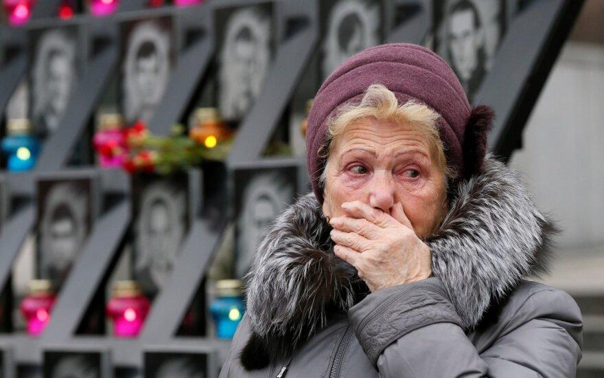 В Киеве отмечают третью годовщину начала Евромайдана