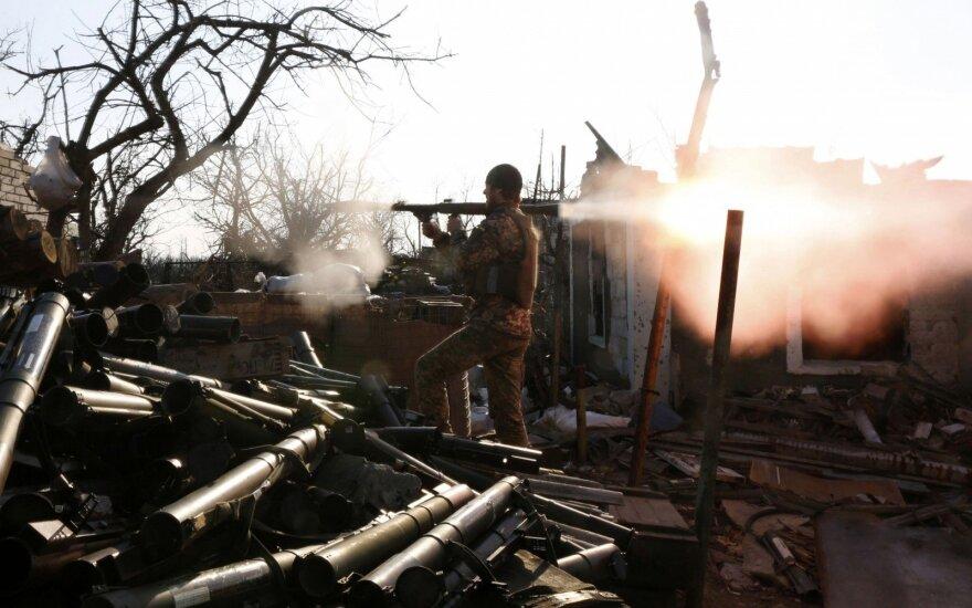В Киеве не ждут эскалации конфликта в Донбассе после инаугурации Путина