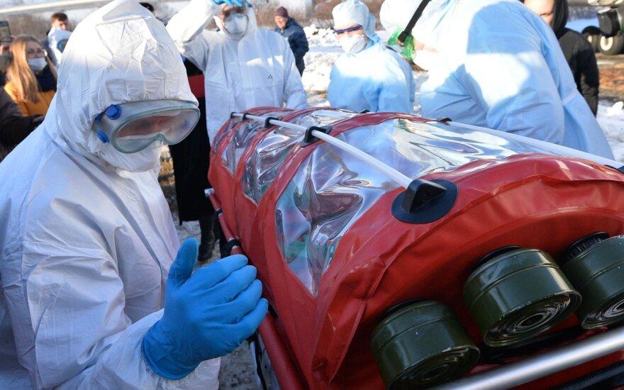 В Китае выявлено свыше 3 тысяч новых случаев заражения коронавирусом