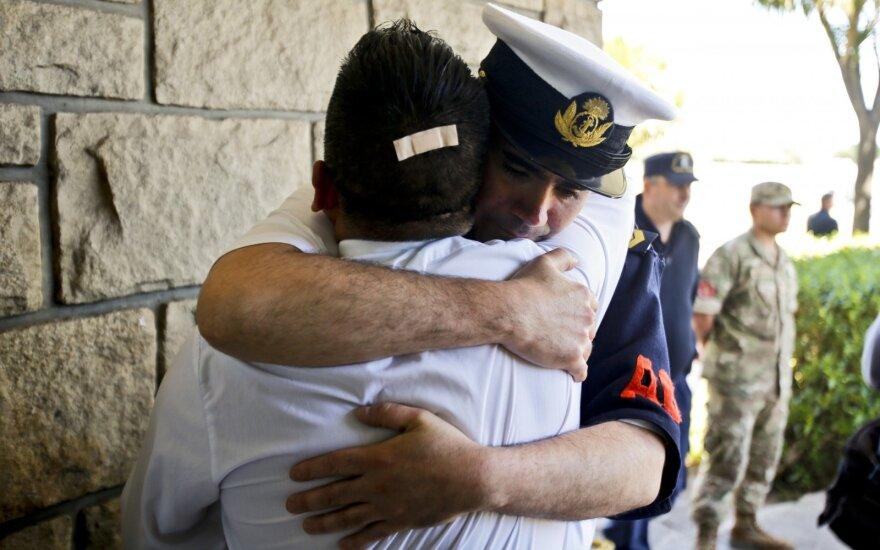 Обнаружены обломки пропавшей год назад аргентинской подлодки San Juan