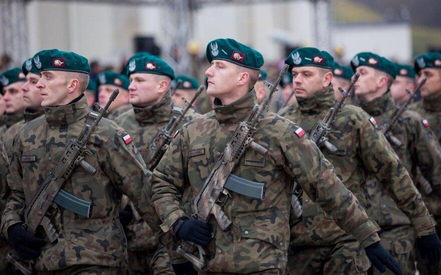Литовские военные помогут в борьбе с джихадистами