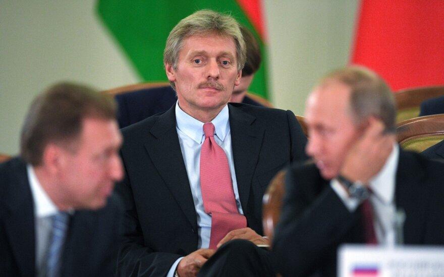 Vladimiras Putinas, Dmitrijus Peskovas