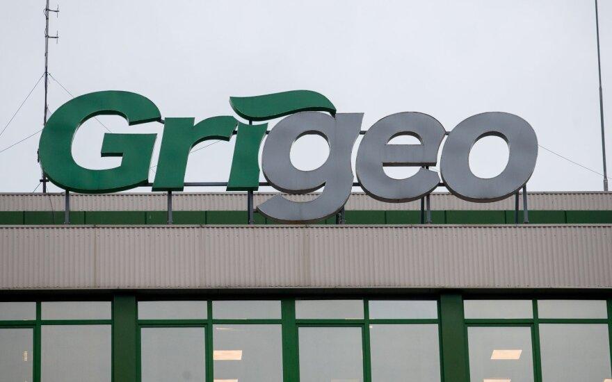 Временно останавливаются торги акциями Grigeo