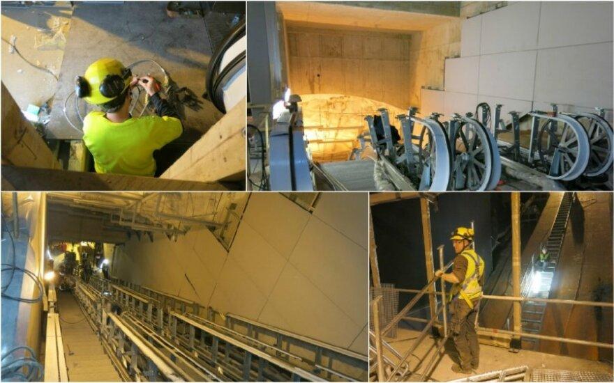 К осуществлению впечатляющего проекта финны подключили и литовских строителей