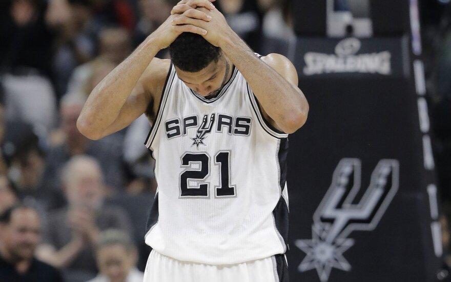 Пятикратный чемпион НБА Тим Данкан решил поставить точку в 19-летней карьере