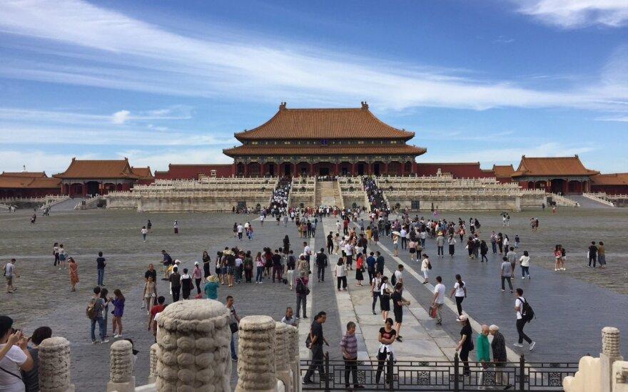 """Китай начал выдавать специальные визы """"зарубежным талантам"""""""