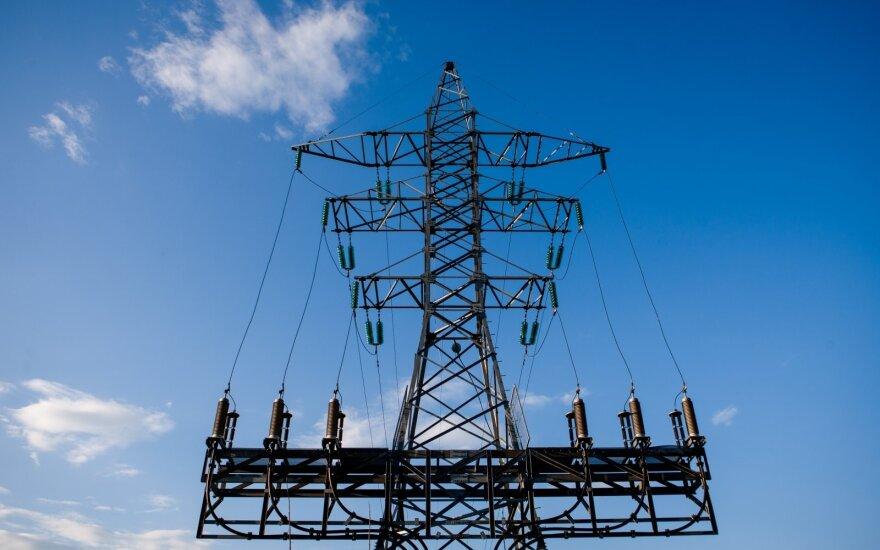 Litgrid: цена на электроэнергию за год упала 15%
