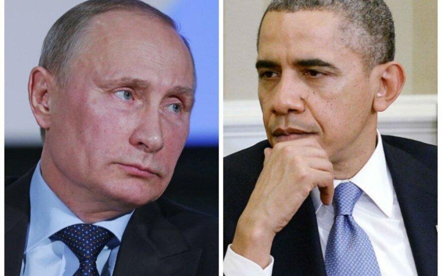 Барак Обама сделал резкое предупреждение России