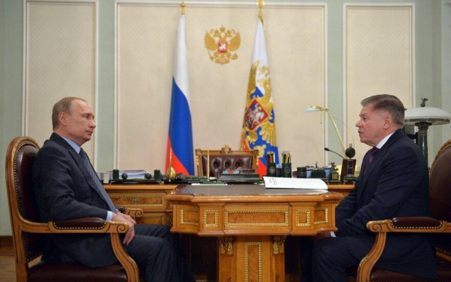 Vladimiras Putinas, Viačeslavas Lebedevas