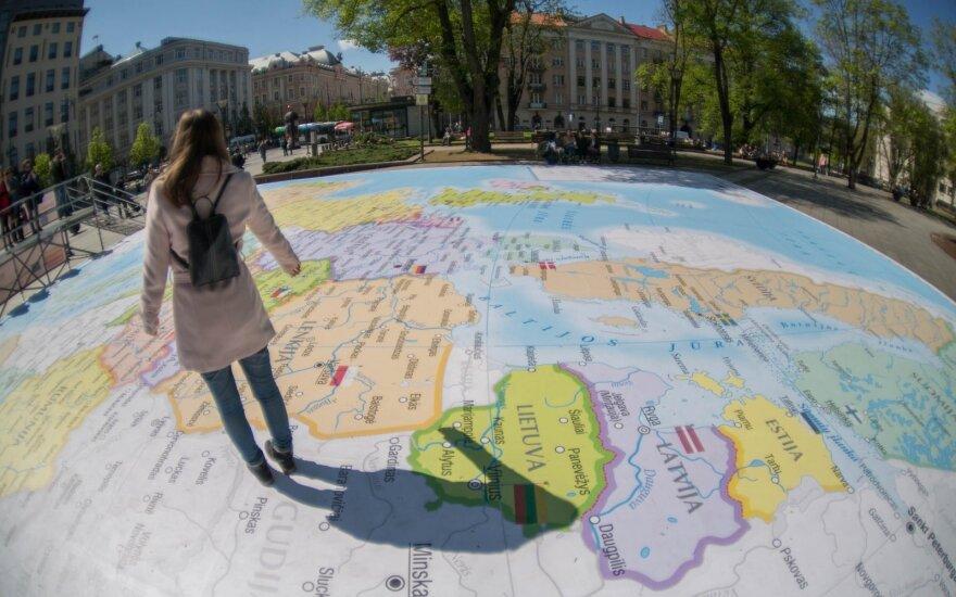 """У Литвы, Беларуси, Украины и Польши есть ответ на концепцию """"Русского мира"""""""