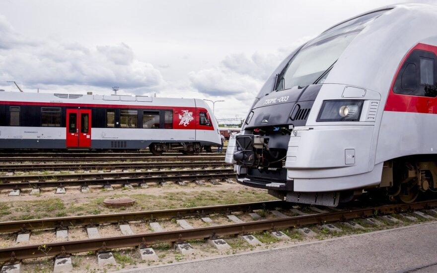 Ранние поезда между Клайпедой и Вильнюсом начнут курсировать уже в сентябре