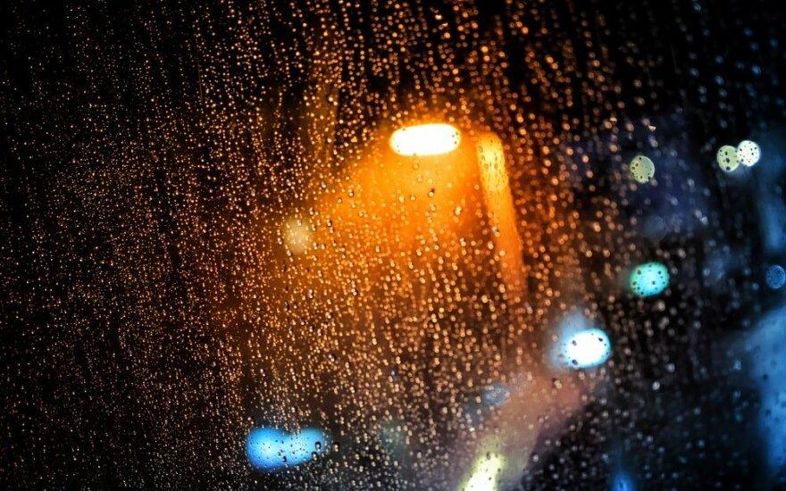 В Литве в ближайшие дни ожидаются дожди
