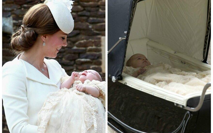 Как в Англии зарабатывают на принцессе Шарлотте