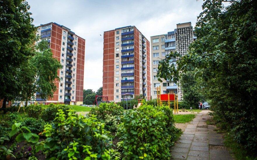 В последние 5 лет цены на квартиры в крупных городах росли быстрее, чем на товары и услуги