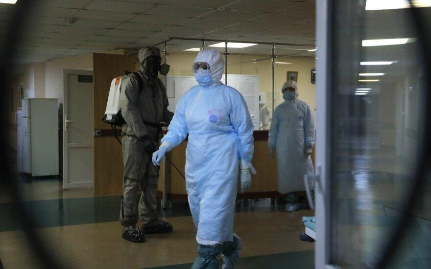 В Беларуси около 49,5 тысячи случаев COVID-19. Прирост — 823 новых случая за сутки