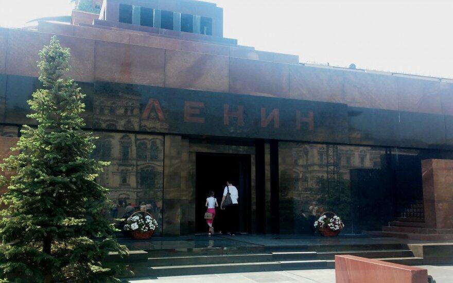 Российский адвокат Добрынин: Ленин - это труп или экспонат?