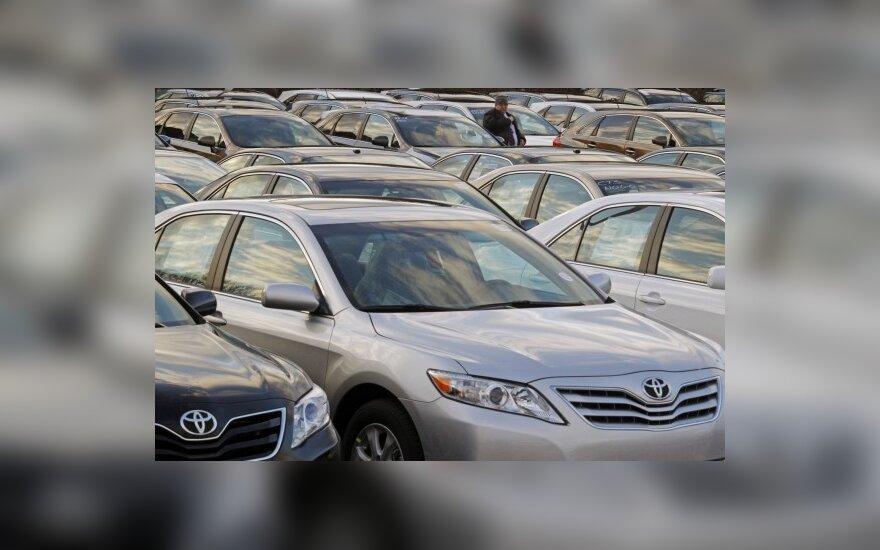Toyota рассказала о способе починить педаль