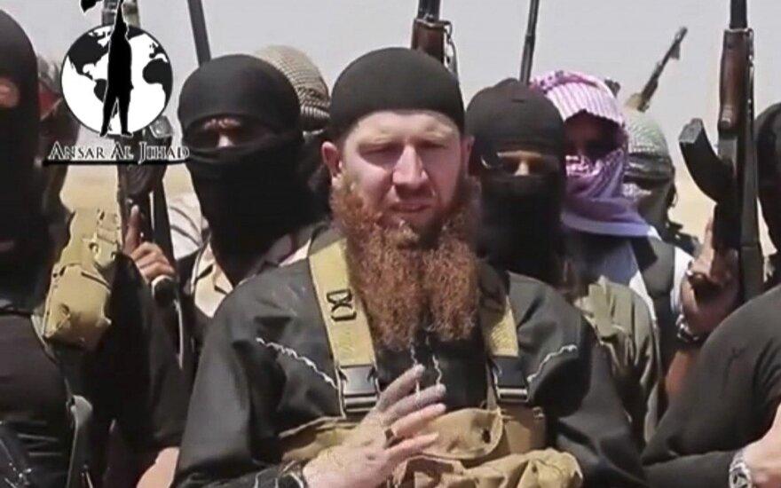 Пентагон подтвердил смерть одного из лидеров ИГ Умара Шишани