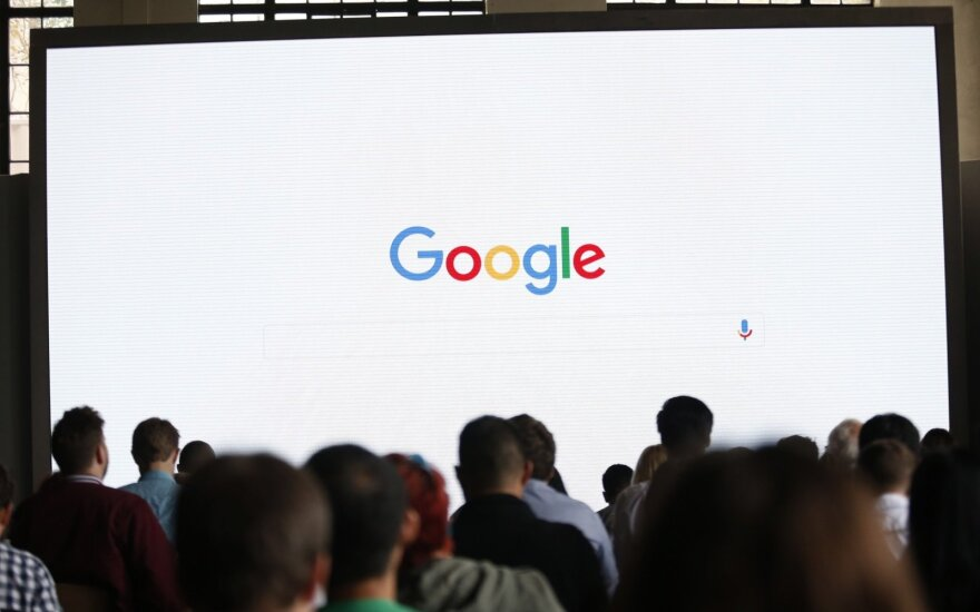 """""""Google"""" naujovių pristatymas"""