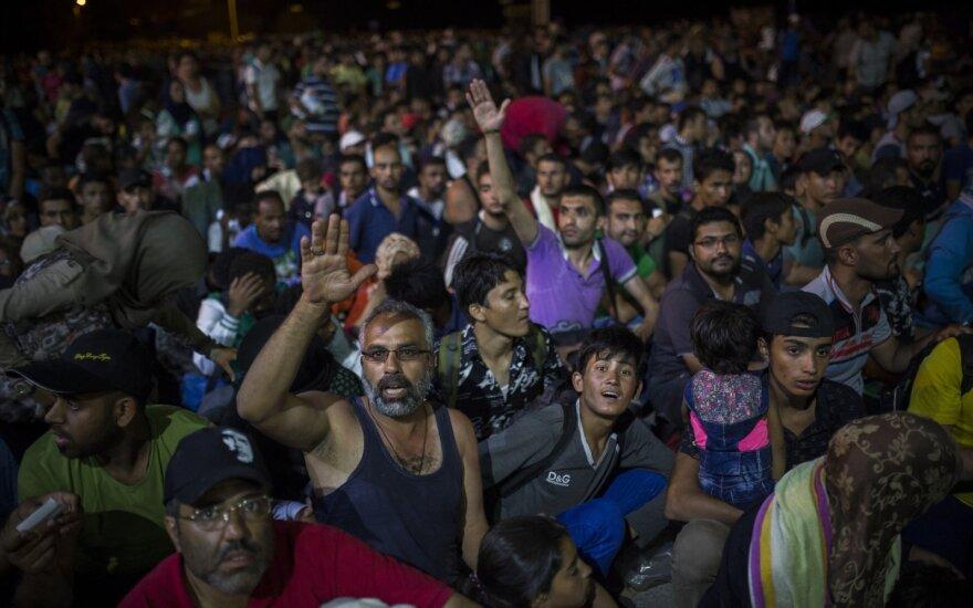 Венесуэла готова принять 20 000 беженцев, Австралия — 12 000, Новая Зеландия — 750