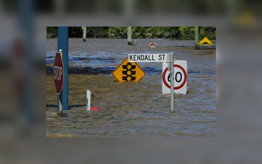 Наводнение в Австралии: более 200 000 пострадавших