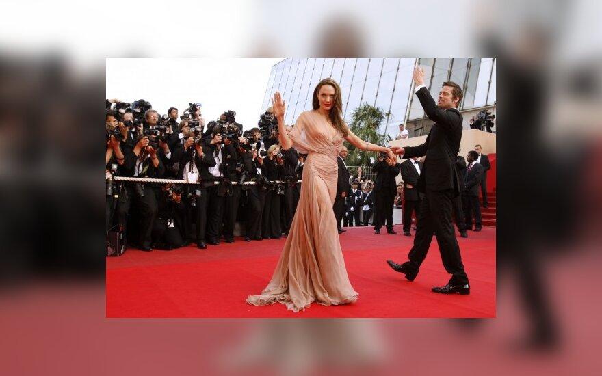 Питт и Джоли опровергли слухи о расставании
