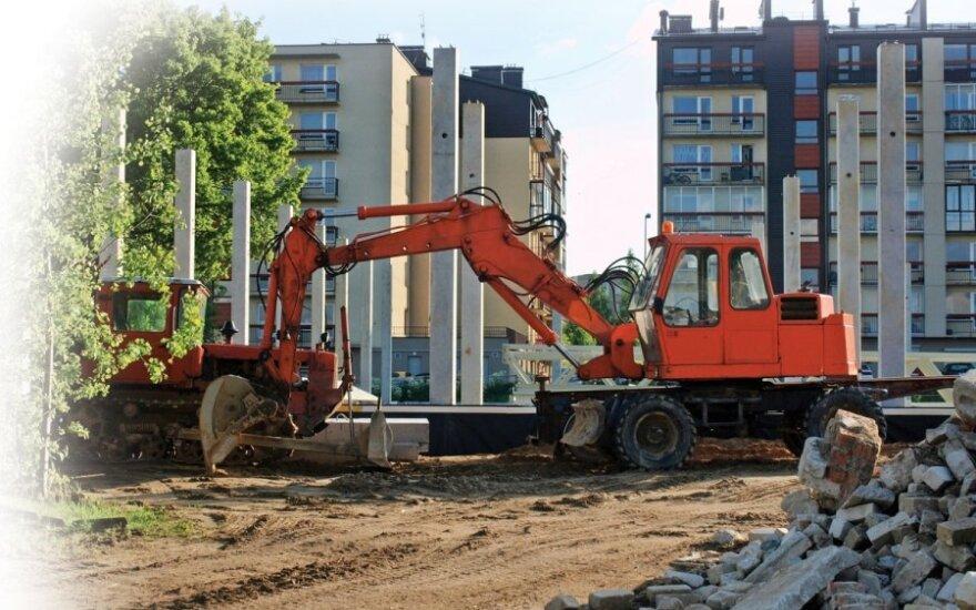 На рынке недвижимости Вильнюса – самый большой скачок за год