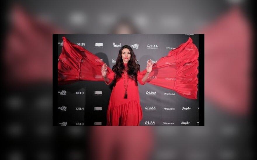 ФОТО: Модные рижане на открытии Рижской недели моды