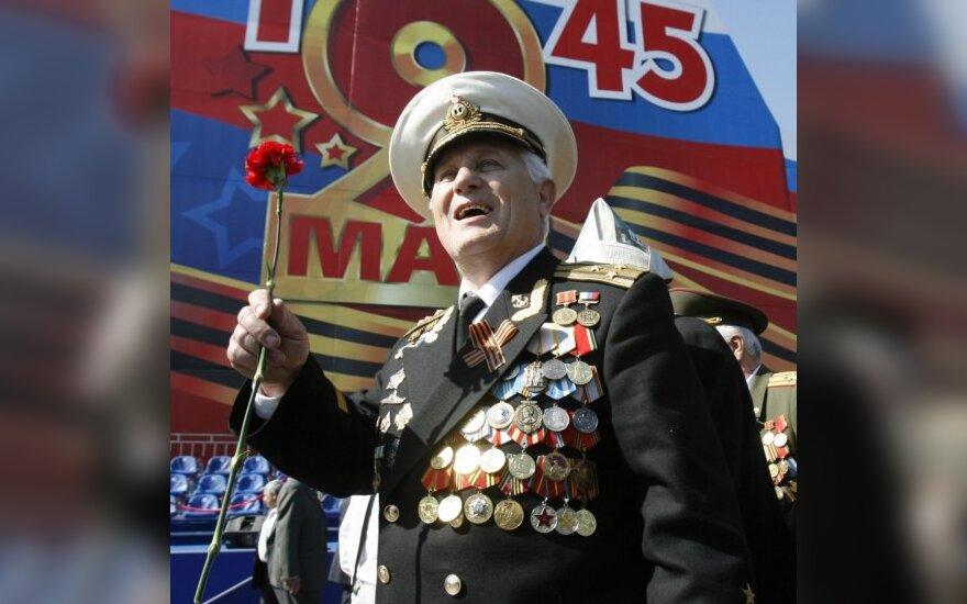 Военные пенсионеры РФ в Эстонии не получат льгот