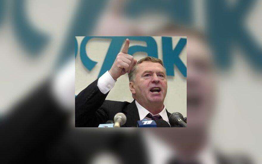 Жириновский: Обама повторит судьбу Горбачёва