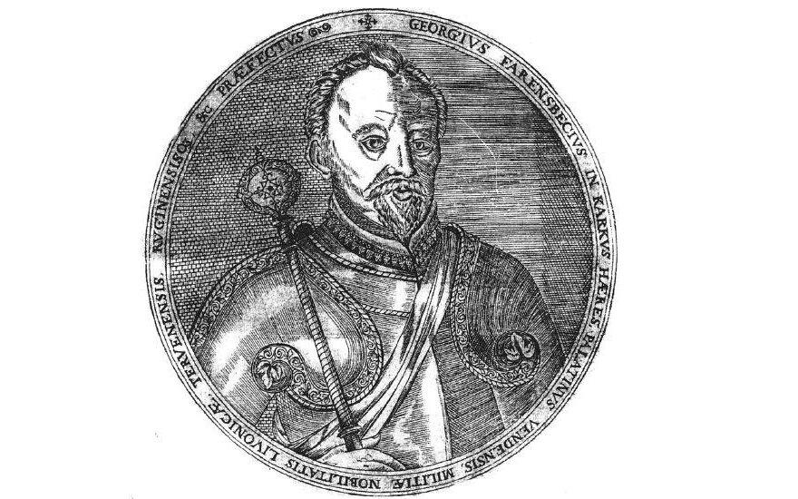 Юрген фон Фаренсбах - профессионал, который сражался за славу