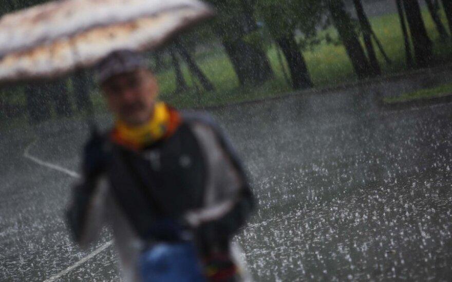 Прогноз: после дождей ожидаются теплые выходные