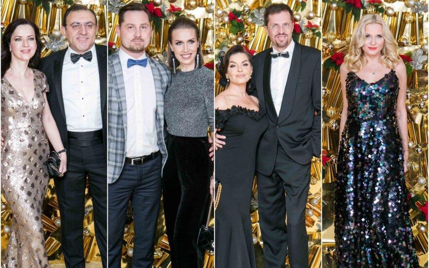 """AmCham kalėdinis """"Gala"""" renginys ir jo svečiai"""