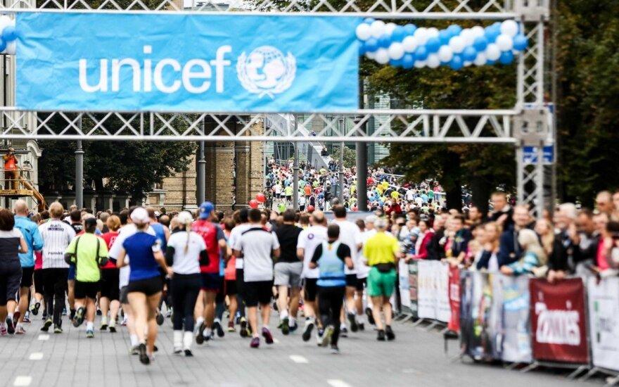В столице стартовал Вильнюсский марафон