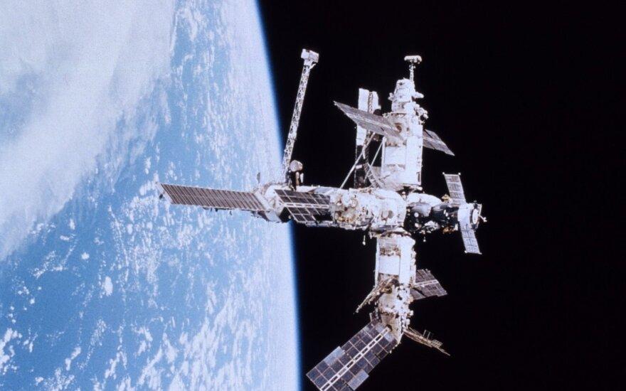 Putin: Nie zważając na trudności na Ziemi, w kosmosie Rosja i USA współpracują pomyślnie