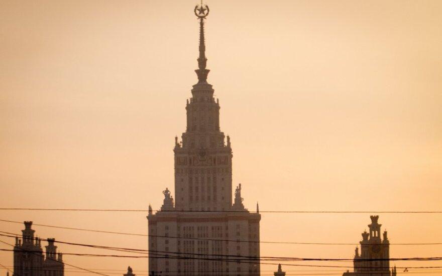 Ректор Данюнас: хороших университетов в России сейчас немного