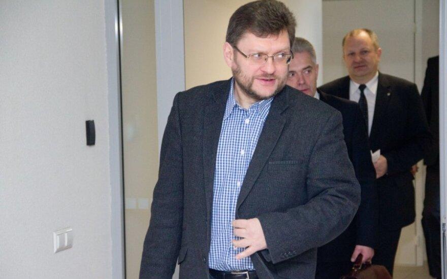 Депутат парламента Литвы сообщил о положительном тесте на коронавирус
