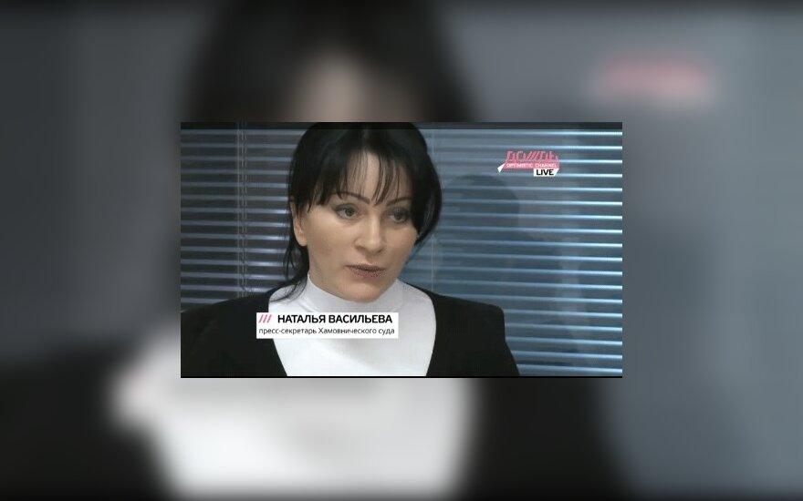 Судья Данилкин: Васильева не имела доступа к процессу